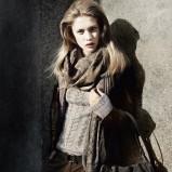 brązowe spodnie s.Oliver - jesień/zima 2011/2012