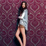 brązowe szorty Bershka - moda 2011