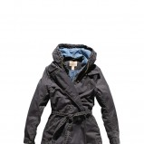 brązowy płaszcz Levis - jesień/zima 2011/2012
