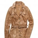 brązowy płaszczyk s.Oliver - kolekcja wiosenna