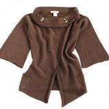brązowy sweter Farina Rosa - sezon wiosenno-letni