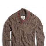 brązowy sweter Kappahl - jesień-zima 2010/2011
