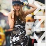 Cara Delevingne - DKNY