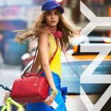 Cara Delevingne - kampania DKNY na wiosnę 2013