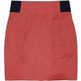 ceglana spódniczka House - trendy na wiosnę i lato 2013