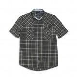ciemnozielona koszula KappAhl w kratkę - kolekcja wiosenno/letnia