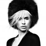 czapka Deni Cler w kolorze czarnym - jesień-zima 2012/2013