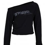 czarna bluza Drywash - wiosna/lato 2012