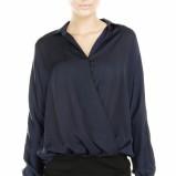 czarna bluzeczka Pretty Girl - moda na zimę 2013/14