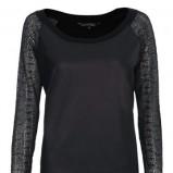czarna bluzeczka Top Secret  - kolekcja jesienna 2013
