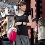 czarna bluzka Greenpoint z kokardą - kolekcja wiosenno/letnia