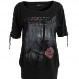 czarna bluzka Kappahl - jesień/zima