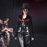 czarna garnitur Eva Minge - wiosna/lato 2011