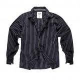 czarna koszula Big Star w paski - jesień/zima 2010/2011