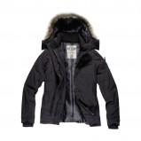 czarna kurtka Big Star - jesień/zima 2010/2011