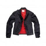 czarna kurtka Big Star ze skóry - wiosna 2012