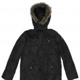 czarna kurtka Carry z kapturem - jesień/zima 2011/2012