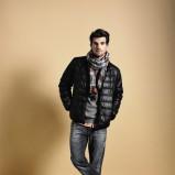 czarna kurtka Cottonfield pikowana - trendy jesienne