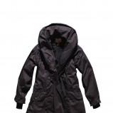 czarna kurtka Levis - kolekcja zimowa