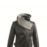 czarna kurtka Orsay - jesień/zima 2012/2013