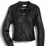 czarna kurtka Orsay - sezon jesienno-zimowy