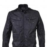 czarna kurtka Top Secret - wiosna/lato 2011