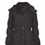 czarna kurtka Troll - kolekcja zimowa