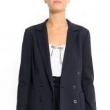 czarna kurtka - wiosenna kolekcja