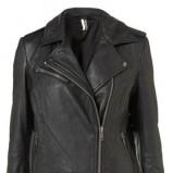 czarna ramoneska Top Secret - wiosenne kurtki
