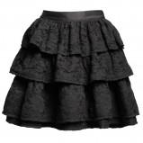 czarna spódnica H&M - jesień/zima 2010/2011
