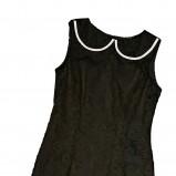 czarna sukienka Bialcon - wiosna/lato 2011
