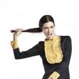 czarna sukienka Bizuu - moda jesień/zima
