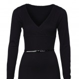 czarna sukienka New Yorker - jesień/zima 2011/2012