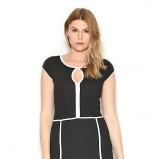 czarna sukienka Orsay - trendy 2013