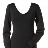 czarna sukienka s.Oliver - jesień/zima 2010/2011