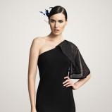czarna sukienka Saba - jesień/zima 2011/2012