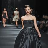czarna sukienka wieczorowa Zień - wiosna/lato 2011