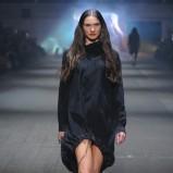 czarna sukienka Zień - wiosna/lato 2012