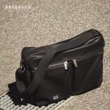 czarna torba Reserved - jesień 2014