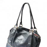 czarna torebka Novamoda - kolekcja jesienno-zimowa