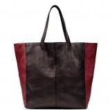 czarna torebka ZARA - moda jesienna