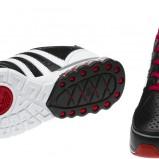 czarne adidasy Adidas - moda jesień/zima