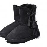 czarne buty emu New Yorker - jesień/zima 2010