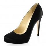 czarne czółenka Prima Moda - kolekcja jesienna
