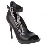 czarne czółenka Quazi - moda 2011