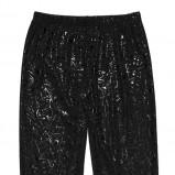 czarne legginsy Carry we wzorki - kolekcja jesienno-zimowa 2013/2014
