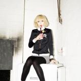 czarne legginsy Reebok - z kolekcji wiosna-lato 2012