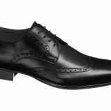 czarne pantofle Deichmann - wiosna/lato 2011