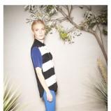 czarne sandały Menbur - z kolekcji wiosna-lato 2012