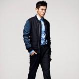 czarne spodnie H&M - kolekcja jesienno-zimowa